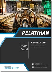 training pengenalan motor diesel murah
